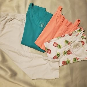 Women's 2X Summer Clothing Lot of 4